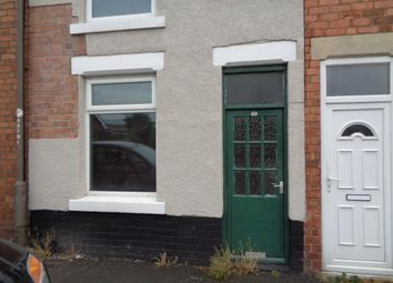 Thumbnail 3 bed terraced house to rent in King Street, Clowne, Chesterfield