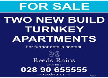 Thumbnail 2 bed flat for sale in Cregagh Road, Cregagh, Belfast