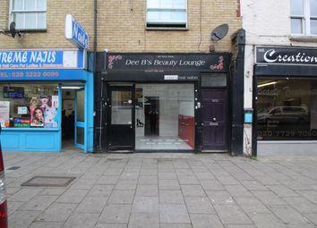 Thumbnail Retail premises to let in Hoxton Street, London