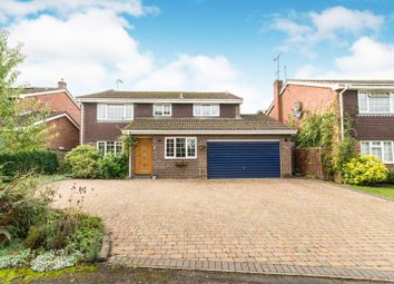 Thumbnail Detached house for sale in Ringshall Gardens, Bramley, Tadley