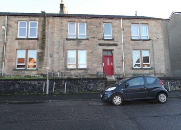 Thumbnail 1 bed flat to rent in John Lang Street, Johnstone