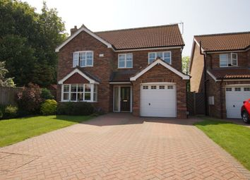 Thumbnail 6 bed detached house for sale in Worsley Paddock, Ulceby