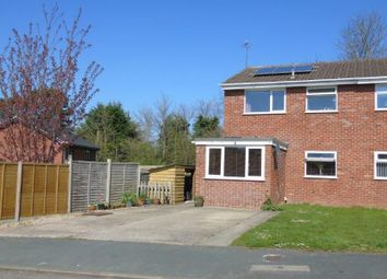 Thumbnail 3 bed semi-detached house for sale in Bakers Oak, Ross-On-Wye
