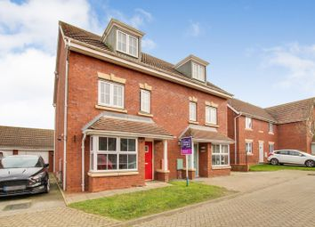 Thumbnail 4 bedroom semi-detached house for sale in Cooks Gardens, Keyingham