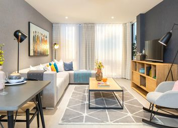 "Thumbnail 1 bedroom flat for sale in ""Soleil Apartments"" at Western Avenue, Acton, London"