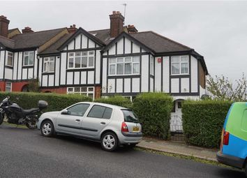 Thumbnail 3 bed end terrace house to rent in The Crescent, Cricklewood, London