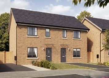 Thumbnail 2 bed semi-detached house for sale in The Laureates, Low Road, Cockermouth