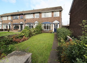 Thumbnail 3 bed end terrace house for sale in Alpine Drive, Leigh