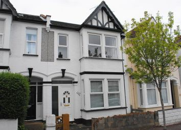 Thumbnail 3 bed terraced house to rent in Ramuz Drive, Westcliff-On-Sea