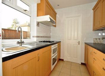 Thumbnail 2 bed semi-detached house to rent in Stanwell New Road, Staines, Surrey