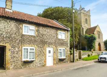Thumbnail 2 bed end terrace house for sale in High Street, Lakenheath, Brandon