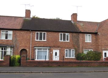 Thumbnail 3 bed terraced house for sale in Church Street, Langold, Worksop