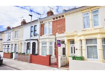 3 bed terraced house for sale in Wallington Road, Copnor, Portsmouth PO2