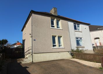 Thumbnail 2 bed semi-detached house for sale in Mcallister Avenue, Airdrie