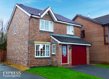 Thumbnail 4 bed detached house for sale in Ashdown Drive, Clayton-Le-Woods, Chorley, Lancashire