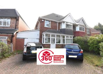 3 bed semi-detached house for sale in Plaistow Avenue, Hodge Hill, Birmingham B36