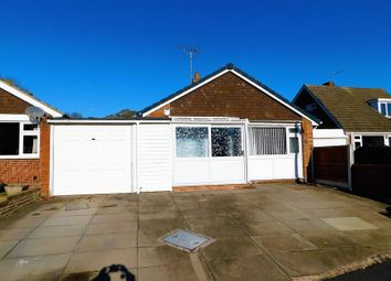 Thumbnail 2 bed detached bungalow for sale in Elford Close, Parkside, Stafford