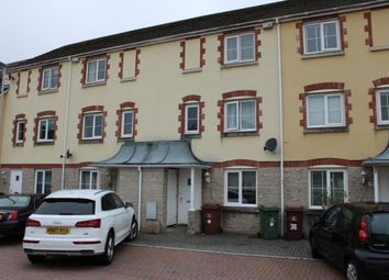 Thumbnail 3 bed town house for sale in Plymouth, Devon