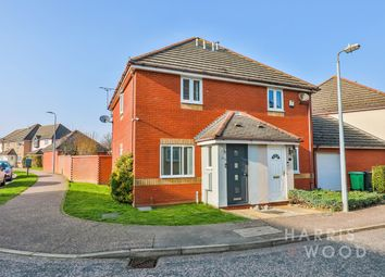 Thumbnail 2 bed semi-detached house for sale in Carraways, Witham