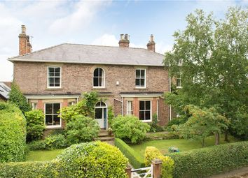 Thumbnail 6 bed detached house for sale in Church Lane, Wighill, Tadcaster
