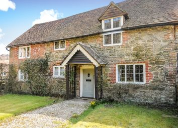 Thumbnail 3 bed cottage to rent in Holmbury St. Mary, Dorking