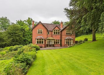 Thumbnail 5 bed detached house for sale in Worcester Road, Ledbury, Herefordshire