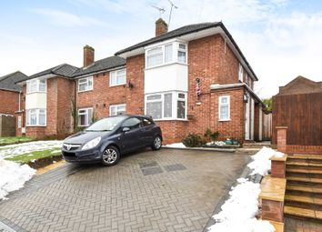 Thumbnail 2 bed flat for sale in Chiltern Avenue, High Wycombe