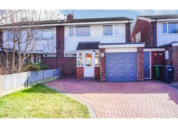 Redstone Farm Road, Birmingham B28. 3 bed semi-detached house for sale