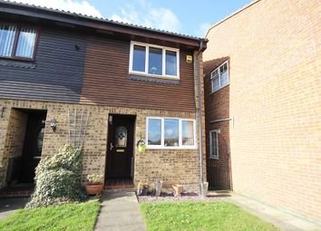 Thumbnail 2 bed end terrace house for sale in Brewers Field, Dartford