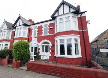 Thumbnail 4 bed end terrace house for sale in Minster Road, Roath, Cardiff