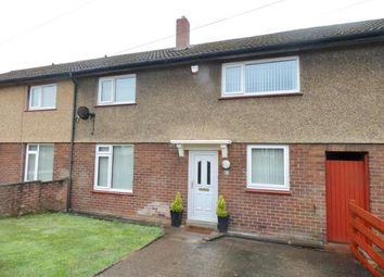 Thumbnail 3 bed terraced house for sale in Snebro Road, Whitehaven, Cumbria