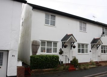Thumbnail 2 bed end terrace house to rent in Yonder Street, Ottery St. Mary