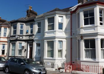 Thumbnail 2 bed flat for sale in Northumberland Terrace, West Hoe, Plymouth