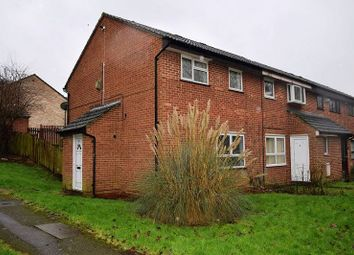 Thumbnail 3 bedroom terraced house to rent in Springwood Court, Northampton
