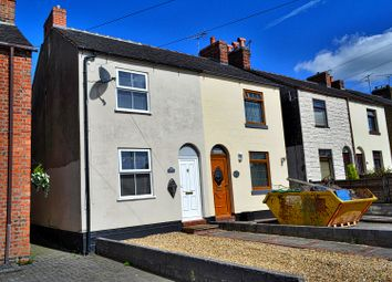 Thumbnail 2 bed semi-detached house for sale in Queen Street, Audley