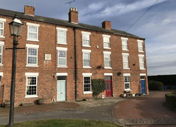 Thumbnail 5 bed town house for sale in Park Place, Worksop