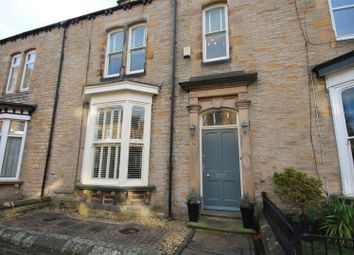 Thumbnail 4 bedroom town house for sale in Victoria Avenue, Bishop Auckland