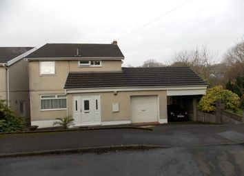 Thumbnail 3 bed detached house for sale in Park Howard Avenue, Llanelli
