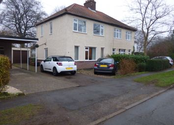 Thumbnail 3 bedroom detached house to rent in Acacia Road, Thorpe St. Andrew, Norwich