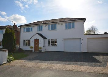 Thumbnail 5 bed detached house for sale in Speedwell Drive, Heswall, Wirral