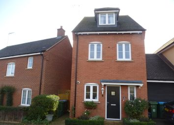 Thumbnail 3 bed link-detached house for sale in Well Meadow, Aylesbury