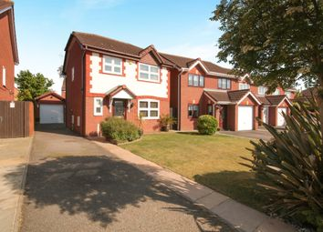 Thumbnail 3 bed detached house for sale in Elwood, Church Langley, Harlow