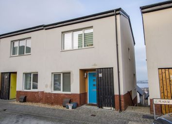 3 bed terraced house for sale in Pearse Close, Penarth CF64