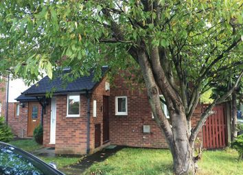 Thumbnail 1 bed flat to rent in Bishopdale, Wallsend
