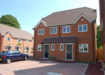 Thumbnail 3 bed semi-detached house to rent in Danesfield Gardens, Twyford, Reading, Berkshire