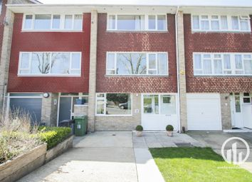 Thumbnail 4 bed terraced house to rent in Jews Walk, London