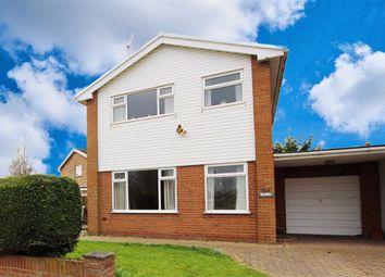 Thumbnail 3 bed link-detached house for sale in Abbotts Lane, Penyffordd, Flintshire