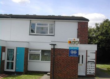 Thumbnail 1 bed flat to rent in Burgett Road, Slough