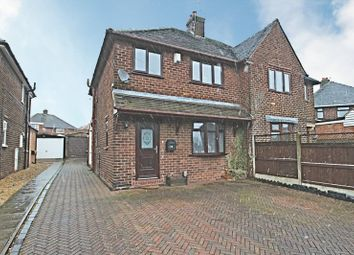 Thumbnail 3 bed semi-detached house for sale in Duncalf Grove, Newcastle-Under-Lyme