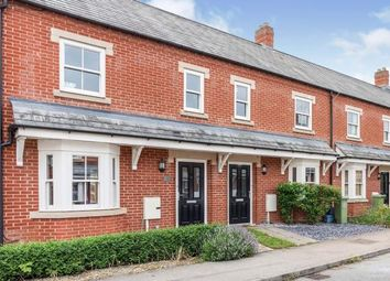 Thumbnail 3 bed terraced house for sale in Church Street, Wolverton, Milton Keynes, Buckinghamshire
